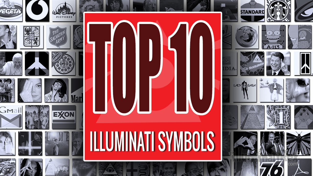 Top Ten Illuminati Symbols Illuminati Rex