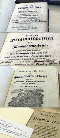 Bavarian Illuminati Original Documents