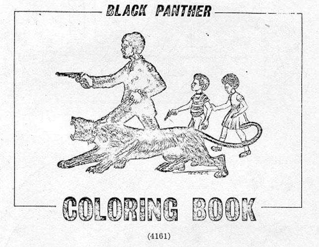 FBI-COINTELPRO-Black-Panther-Coloring-Book-01