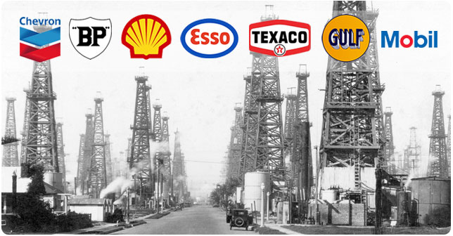 corporate-conspiracy-Seven-Sisters-oil-cartel