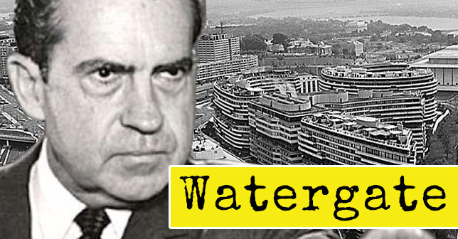 the history of the watergate scandal in the united states A modern history of campaign finance: from watergate to 'citizens united'  the  1974 amendments, passed in the wake of the watergate scandal,  james l  buckley — us senator from new york, elected in 1970 as a.