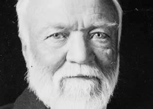 Andrew Carnegie, Steel Magnate