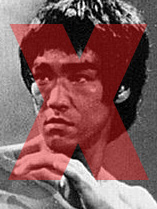 Bruce Lee did not make the cut