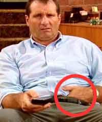 Versteckte Hand?