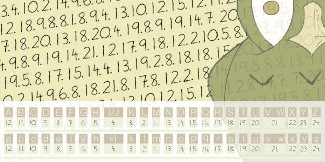 Bavarian Illuminati Cipher Fonts | Illuminati Rex