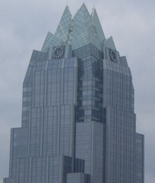 Frost Bank Tower Austin, Texas