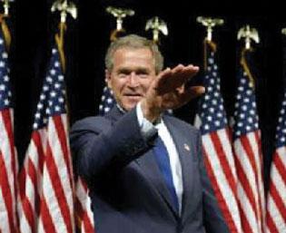 Heil Bush