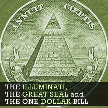 The Illuminati Symbol The Great Seal And The One Dollar Bill