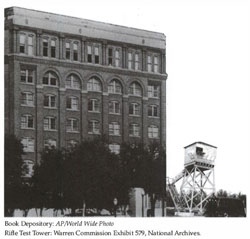 Tower-Texas School Book Depository comparison Document 24, Cover-Up