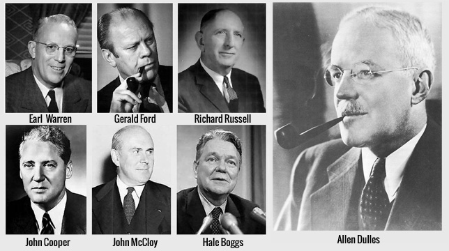 jfk-conspiracy-warren-commission-members
