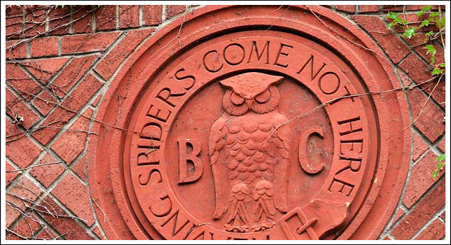 The Owl as found at the Bohemian Grove. The Owl was also an important symbols for Illuminati Minervals.