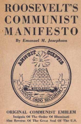 Roosevelt's Communist Manifesto, 1955